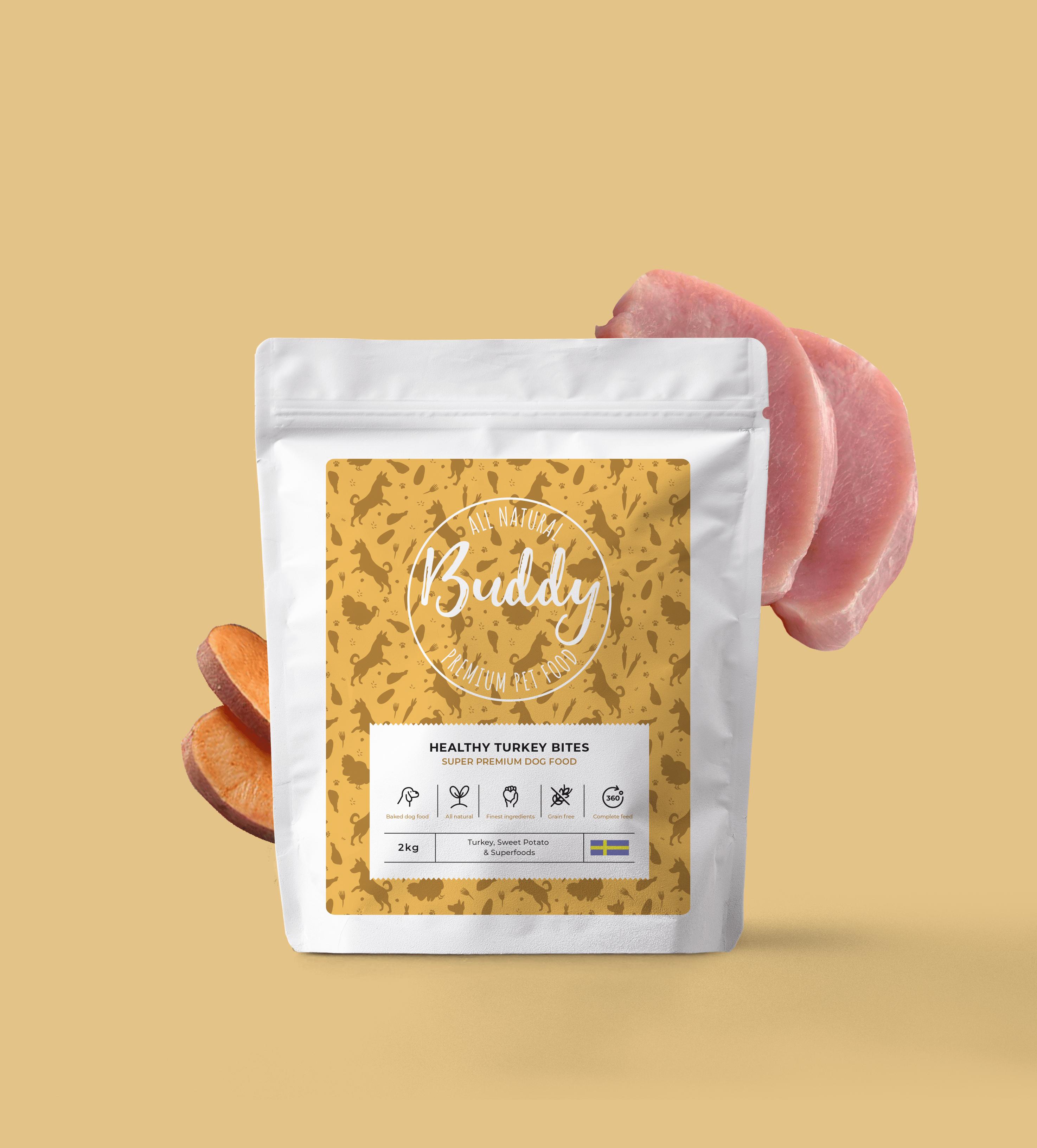 Healthy Turkey Bites
