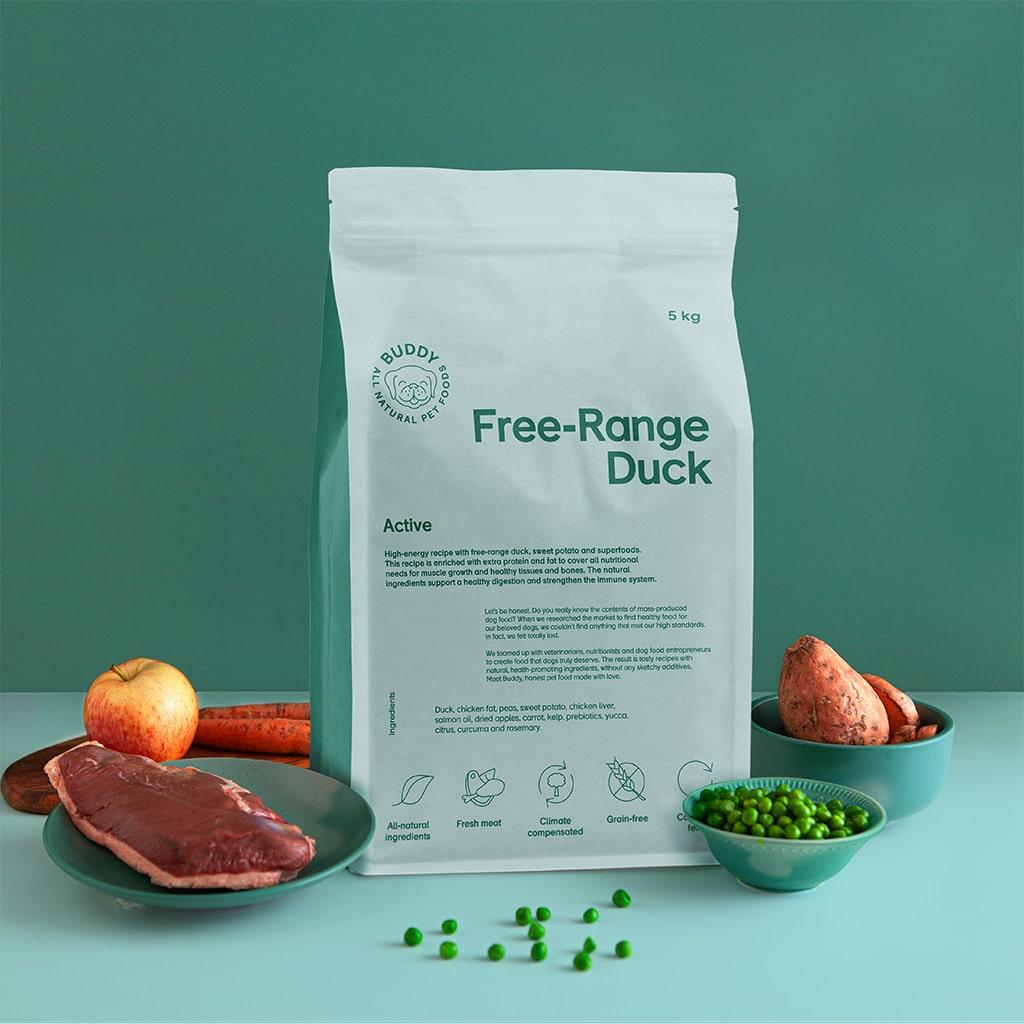 Free-Range Duck 5 kg