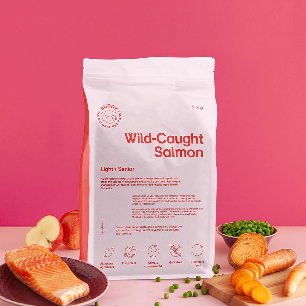Wild-Caught Salmon 7 kg
