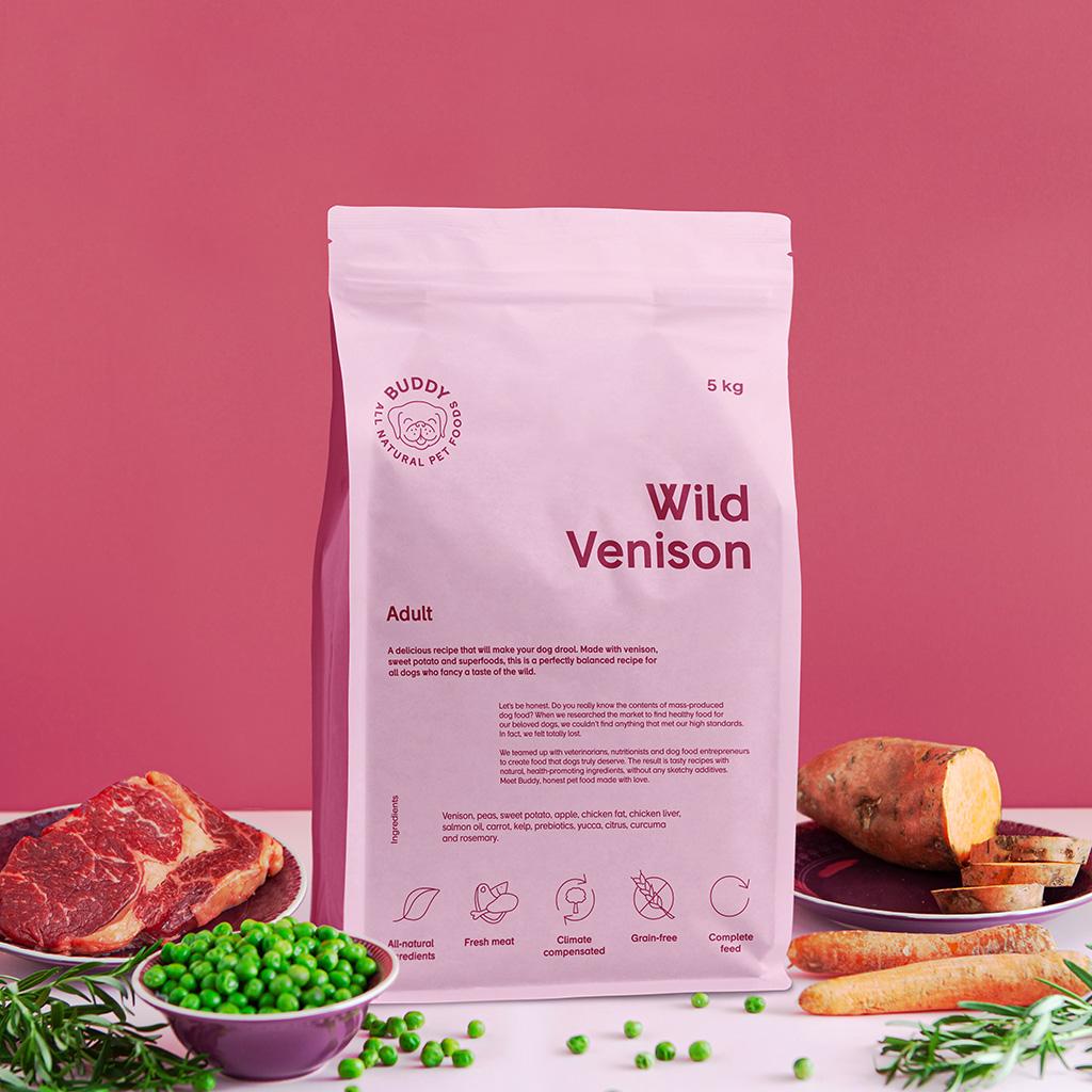 Wild Venison 10 kg