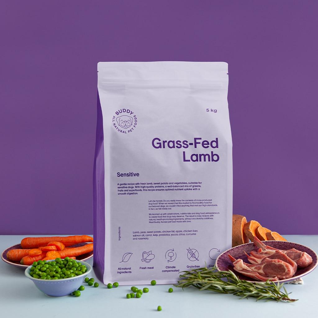 buddy pet foods_nyttig hundmat med lamm